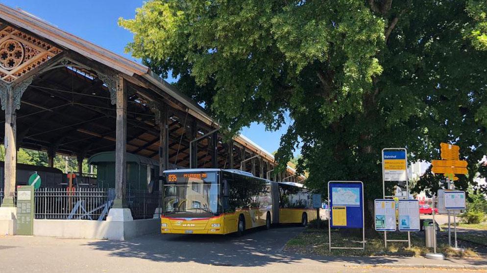 Bahnhof Bauma Taxi für in alle Richtungen