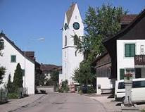 Taxistandort Mönchaltorf mit Kirchturm Stanort Taxi Mönchaltorf mit Kirchturm